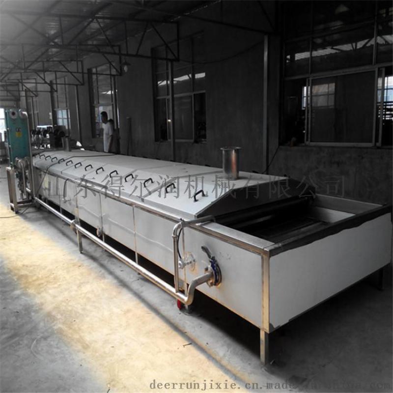 選購雞蛋幹滷煮設備—得爾潤 豬蹄滷煮線DRL05