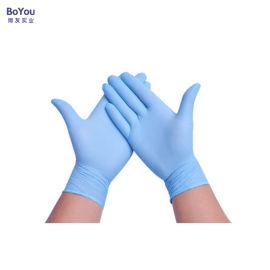一次性手套丁晴橡膠手套PVC勞保工業丁腈手套