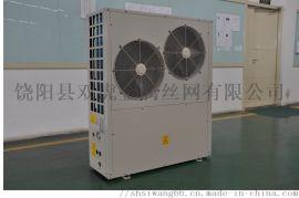 广西大型热能泵防护网 水暖空气源热泵网罩厂家