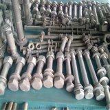 M16熱鍍鋅熱浸鋅外六角螺栓螺絲螺杆鐵塔螺絲