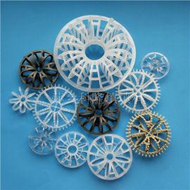 塑料PP泰勒花环填料种类及规格分几种