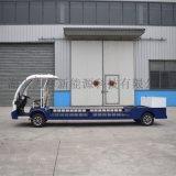 貨車板低易卸貨車,低貨欄貨車帶防護欄