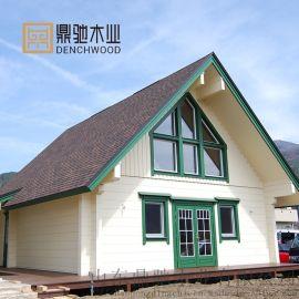 山东小木屋 景区工程景观木屋 重型井干式木结构房屋