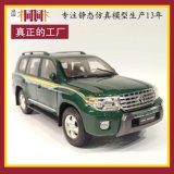 仿真汽车模型 桐桐汽车模型定制批发 汽车模型厂家 1:18 SUV车模型