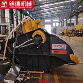 厂家直销 颚式破碎斗 破碎铲斗 移动式破碎机械 混凝土破碎机