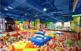 淘气堡儿童乐园厂家室内游乐加盟投资童乐风厂家直销免费设计整店输出