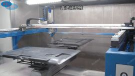 昆山鑫建诚自动喷涂设备xjc-5.0五轴往复自动喷漆机