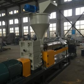 PE PP刚性塑料造粒机厂家