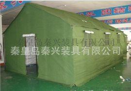 厂家生产户外折叠帳篷 三层帐6x4框架棉帳篷 质量保证