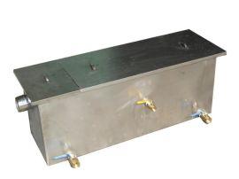 餐饮厨房环保油水分离器厂家 供应不锈钢隔油池