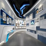 展览展厅搭建 店面形象设计 企业形象墙 展厅设计 展示柜设计制作