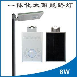 家用太阳能灯led太阳能庭院灯户外灯太阳能人体感应路灯农村路灯