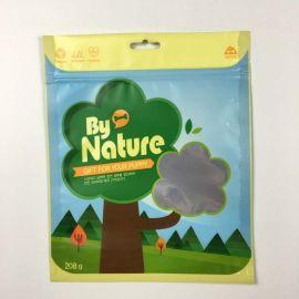 定做三边封复合包装彩色印刷袋 消光膜镀铝彩袋 尼龙包装袋
