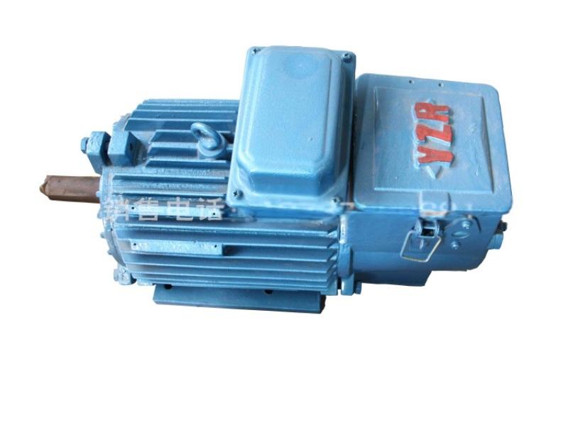 YZR160L-6-11KW 冶金起重佳木斯电机