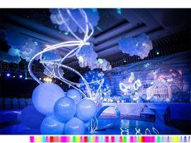 用着平凡的气球  给你带来不平凡的视觉盛宴!