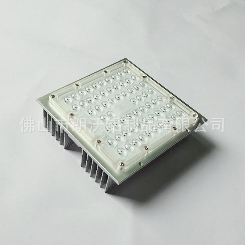 庭院灯散热器 传统灯饰散热器 ,50w路灯模组