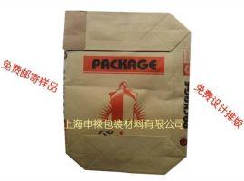 上海订做天然石墨粉包装袋 牛皮纸袋