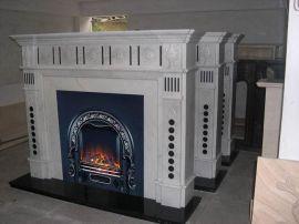 出口爱尔兰欧式古典大理石艺术壁炉