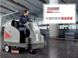 无锡高美大型驾驶式全自动洗地机