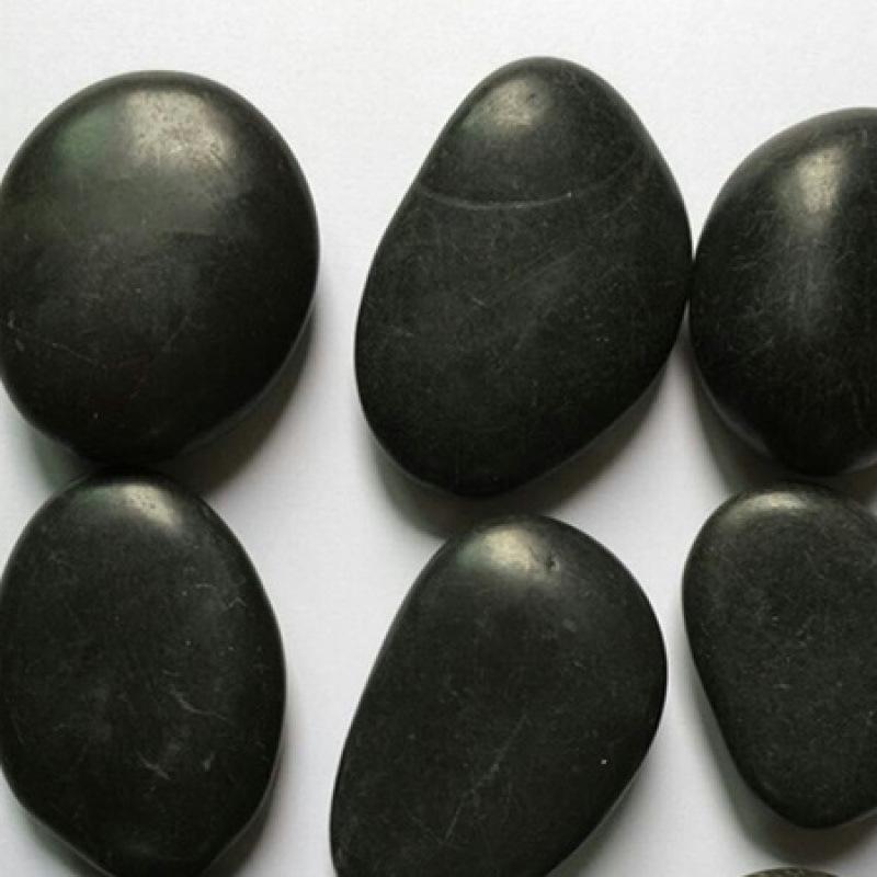 2-3公分黑色鹅卵石_重庆黑色鹅卵石价格_渝荣顺!