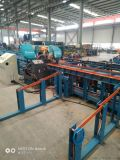 数控钢筋锯切套丝生产线 专业生产钢筋笼滚焊机