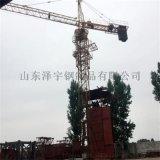 山東澤宇QTZ50塔機 塔吊廠家