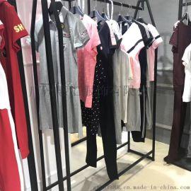 广州惠汇时尚女装品牌都市密码2018夏装尾货折扣