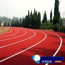 漯河市幼儿园运动跑道生产商 塑胶篮球场施工价钱