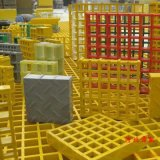 玻璃钢格栅排水沟盖板玻璃钢格栅 耐用防腐加厚格栅板