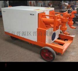 包头电动注浆泵双液压注浆机厂家直销水泥注浆泵