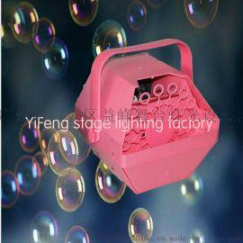 迷你泡泡机塑胶小泡泡机舞台特效