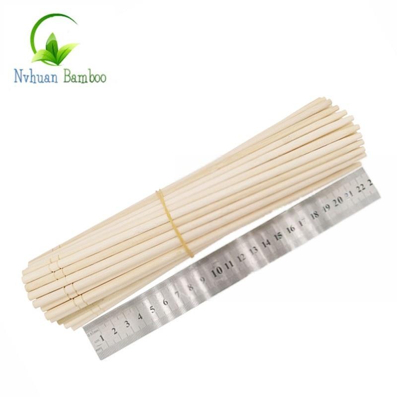 圆筷竹筷快餐外卖筷子4.5/5.0/5.5/6.0