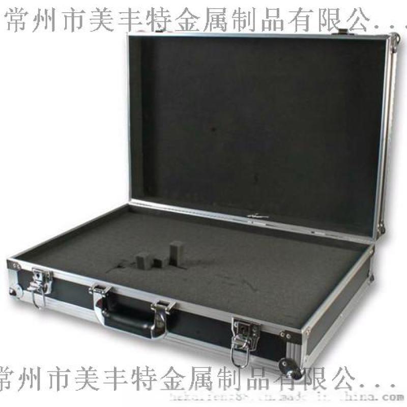 廠家定製航空箱 黑色抗震耐摔軍用航空箱