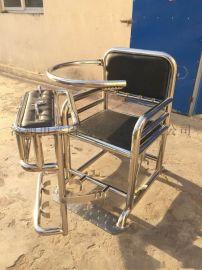 [鑫盾安防]树脂白板钥匙型审讯椅 不锈钢标准型审讯桌椅定做