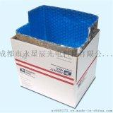 成都美团医用箱包保温材 集装箱纸箱铝箔气泡保温材