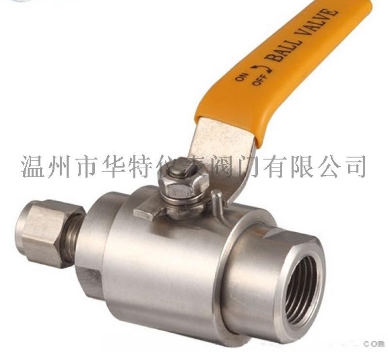 廠家直銷 QGQY1-64P 氣源球閥