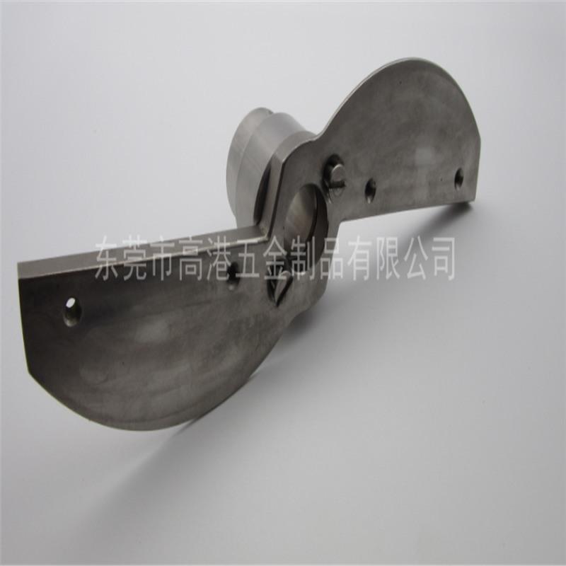 不鏽鋼鉸肉機五金配件 304鉸肉刀 精密鑄造