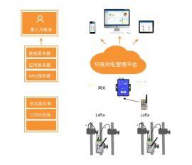 環保用電監管雲平臺,環保工況用電監控平臺