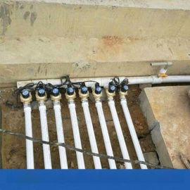 湖北潜江预制梁智能自动喷淋系统 建筑车辆洗轮机