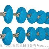 管链输送机批发价专业生产 陶土管链式输送机萧山