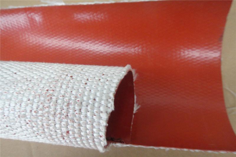 膨体玻璃纤维硅胶复合布