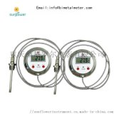 WST-DTM491 数显压力式双金属毛细管温度计