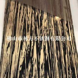 烟台 不锈钢复合工艺板加工 花纹蚀刻 双色蚀刻