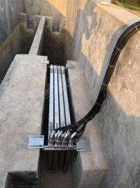 紫外线消毒模块明渠式西朗污水处理厂