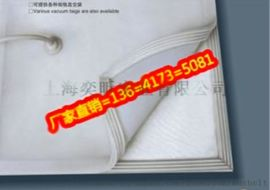 专业定制-玻璃强化炉真空袋,玻璃强化炉硅胶皮,高抗撕硅胶板