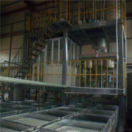 大型全自动水泥发泡保温板设备/全自动化生产线高效率