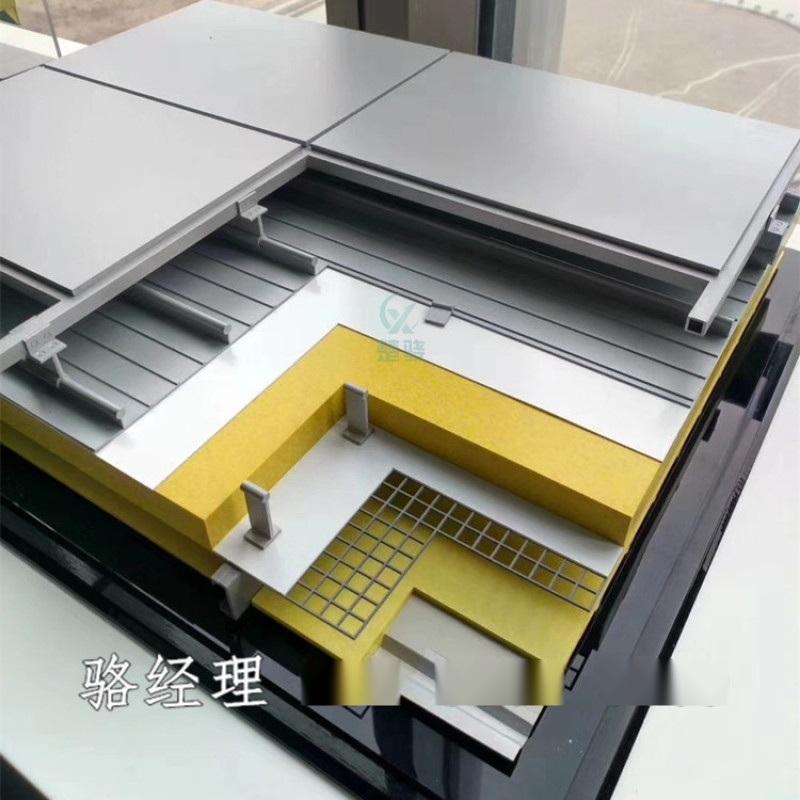 金屬屋面翻新改造 彩鋼瓦屋面修復  換鋁鎂錳板