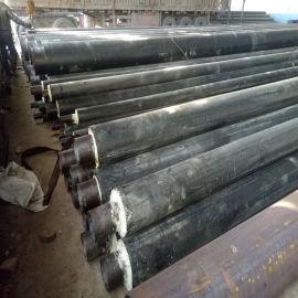临夏 鑫龙日升 钢预制保温管 DN500/529高密度聚乙烯聚氨酯发泡保温钢管