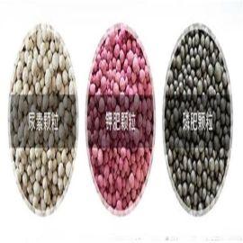 一次成型干粉成球机 无机肥干法辊**粒机 细度可调对辊挤压造粒机
