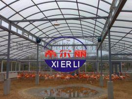 哈尔滨温室大棚阳光板 防雾滴阳光板 U型锁扣板